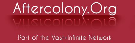 After Colony.Org, part of the Vast+Infinite Network